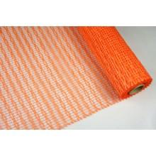 "Сетка ""акцент"", 53см*7ярд (цвет оранжевый)"