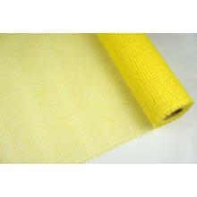 Сетка джутовая, 53см*6ярд (цвет желтый)